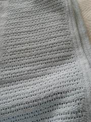Cotton woven bedspread b