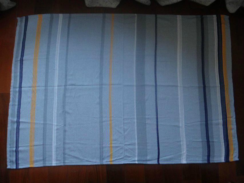 Acrylic fire retardant  Aviation blanket throw 2