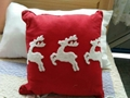 Gobelin Embr. Christmas cushion cover
