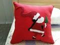 Gobelin Embr. Xmas cushion cover