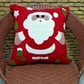 Terry Embroidery Gobelin cushion cover