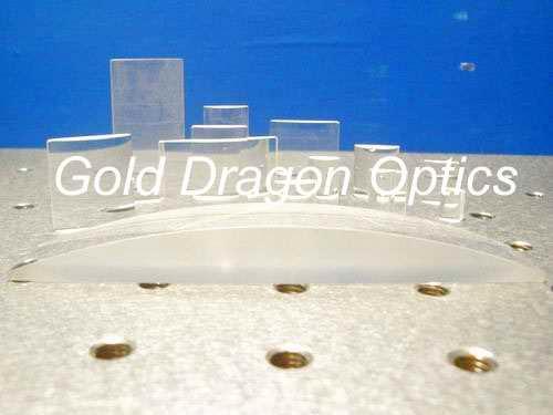 金龍定製平凹柱面鏡 1