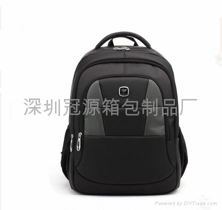 深圳市冠源双肩电脑包 2