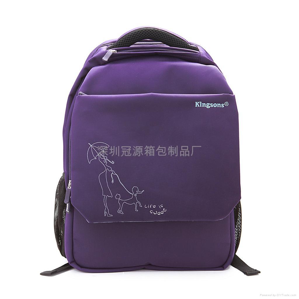 深圳市冠源双肩电脑包 5