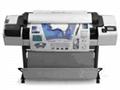 HP T2300 eMFP绘图