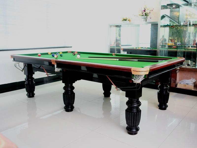 黑八台球桌 1