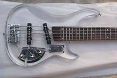 custom acrylic materail electric guitar