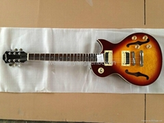 stock semi body hollow body guitar