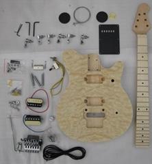 custom unfinished electric guitar kits