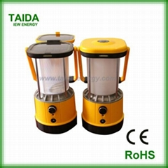 CE,Rohs LED solar camping lantern lamp with USB