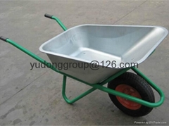 galvanized wheelbarrow wb6414T heavy duty wheelbarrow