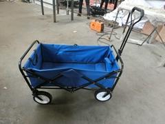 儿童手拉花園工具車沙灘車