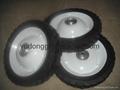 lawn mower wheel 6x1.5 7x1.5 8x1.75 10x1.75 12x1.75 3