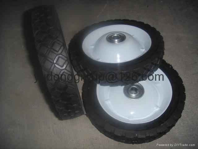 lawn mower wheel 6x1.5 7x1.5 8x1.75 10x1.75 12x1.75 4