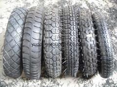 手推车轮胎 3.50-8 4.80/4.00-8 4.00-6