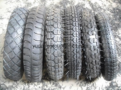 wheelbarrow rubber tyre3.50-8 4.00-8