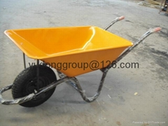 French model agriculture garden wheelbarrow wb6400