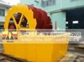 供应上海维合轮式洗砂机