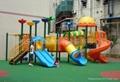 幼儿园滑滑梯 4