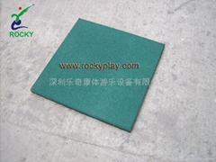 深圳安全地墊橡膠地面