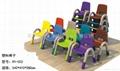 深圳幼儿園塑料桌椅 4