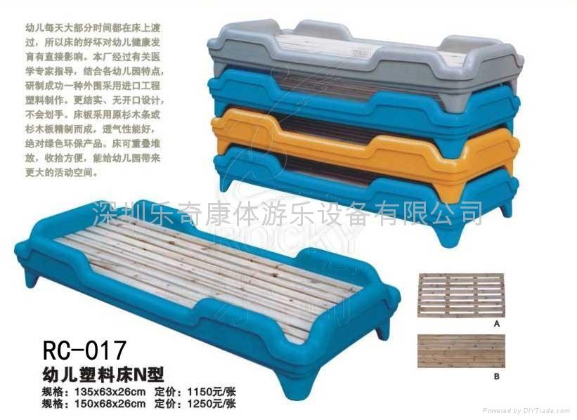 深圳幼儿園儿童床 2