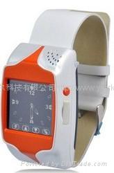 天津亿尔科技有限公司亿尔家老人儿童看护手表GPS智能定位 1