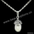 316L Stainless steel necklace with