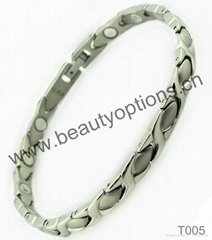 Titanium Balance magnetic jewelry