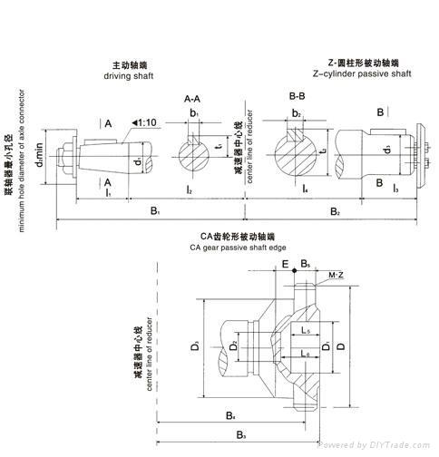 ZQD1000大傳動比泰興齒輪減速機 4