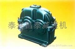 ZDY500硬齒面圓柱齒輪減速器