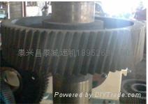 ZLY500硬齒面圓柱齒輪減速機