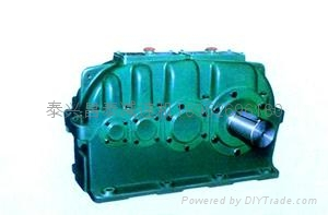 ZSY500圓柱齒輪減速機 2