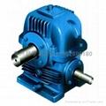 WHX300圆弧蜗杆减速机