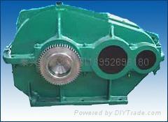 zqa850 Cylindrical gear reducer