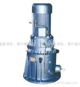 NGW-L112行星齒輪減速機 1