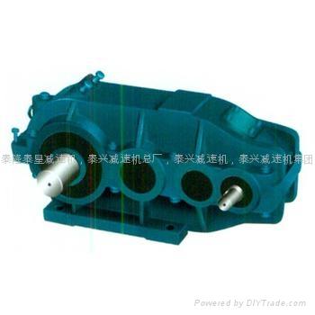 ZSC750圓柱齒輪減速機 1