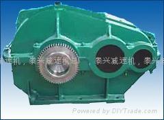 ZQH650圓弧齒減速機
