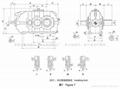 DCY355硬齒面圓錐齒輪減速機 2