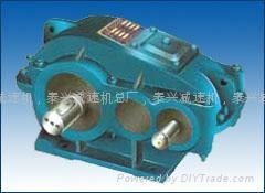 ZQ850-40.17圓柱齒輪減速機 1
