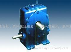 WD250-41蝸輪蝸杆減速機