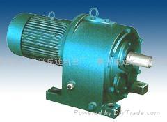 TY180-31.5同軸式齒輪減速機