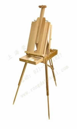 櫸木油畫箱 1