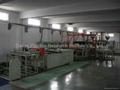 人工塑料草坪墊生產線 2