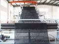 塑料三维排水网生产线