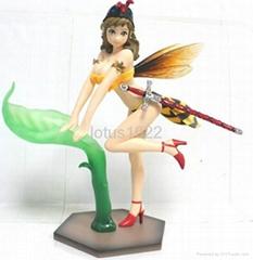 1/6 Plastic toys(OEM order)