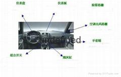 汽车仪表板表皮用热塑性弹性体TPO颗粒