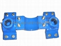 Saddle Clamp for Ductile Iron Pipe