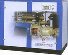 水冷型单螺杆压缩机