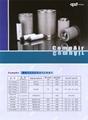 康普艾空压机用油气分离滤芯